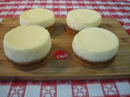4 New York Cheesecakes