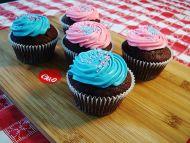 5 Chocolate Cupcakes