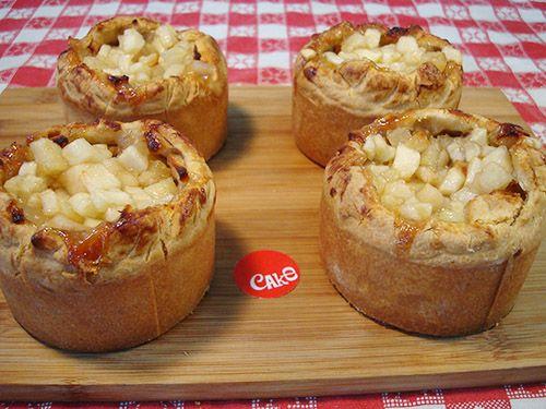 4 Apple Pies